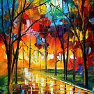KALEIDOSCOPE OF LOVE - LEONID AFREMOV by Leonid  Afremov