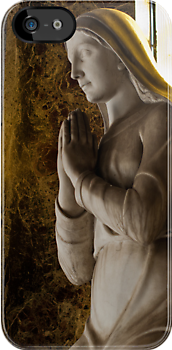 Statue iPhone Case by Karen Havenaar