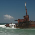 """Sigma"" Shipwreck @ Stockton Beach 2011 by muz2142"