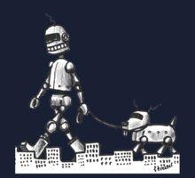 Walkin the Robot Dog Kids Clothes