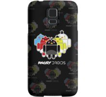 Angry Droids (sticker) + IPhoneCase Samsung Galaxy Case/Skin