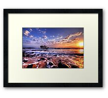 Seaside Awakenings Framed Print