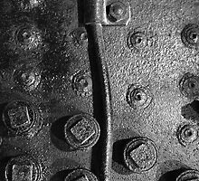 iPhone Case - Steam Engine Detail 2 by Christopher Herrfurth