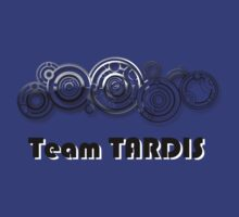 Team TARDIS (Black) by Anglofile