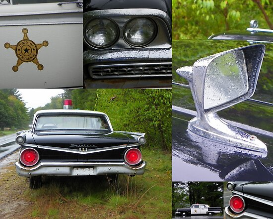 The Rest of the Story - Mayberry Police Car by MaryinMaine