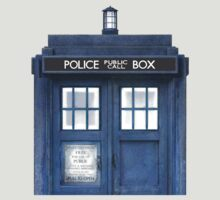TARDIS by JoyAhoy