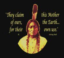 Sitting Bull by Kevyn Paul Eisenman