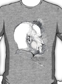 Stay Hungry, Stay Foolish. Steve Jobs, 1995 – 2011 T-Shirt
