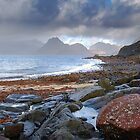 Clearing of the Storm,  Elgol, Skye, Highlands by jamieweeden