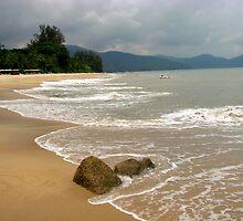 The Perfect Beach by PeterABanham