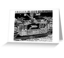 3942 Ready to Roll Greeting Card