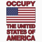 Occupy The United States of America by gleekgirl
