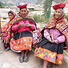 Images Of Peru - The People 4 by Rebel Kreklow