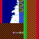 Sonic game Level - (iPhone) by Adam Angold