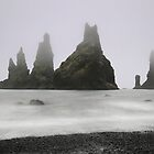 Reynisdrangar, Iceland by Tim Edmonds