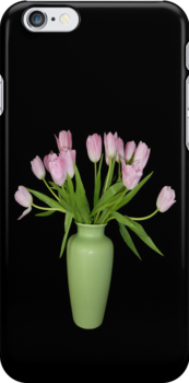 Say it with Flowers  [iPhone Case] by Sheila Laurens