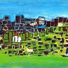 landscape by agnès trachet