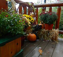 Decorated For Autumn Holidays by lindsaywinckel
