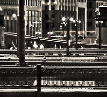 Chicago Bridges by Chris Diebold