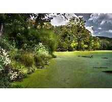 Radnar Lake Photographic Print