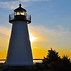 Ned's Point Lighthouse by Poete100