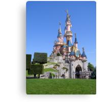 Disneyland Paris Canvas Print