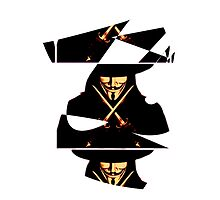 V for Vendetta by Kipno