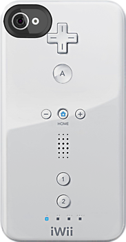 iWii Remote by Adam de la Mare