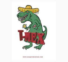Tyrannosaurus MEX  by soopermexican