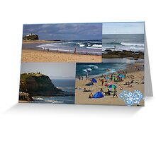 Sea Views Greeting Card
