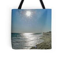 October at Matunuck Beach - Rhode Island - US Tote Bag