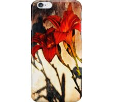 Lilly at Sunrise iphone iPhone Case/Skin