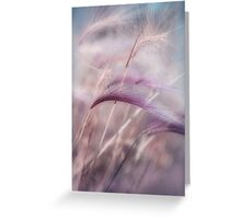 whispers in the wind Greeting Card