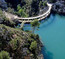 The Bimont Dam by Sami Sarkis