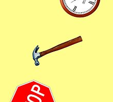 Stop! hammertime by icase