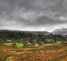 The Way To Langdale by Jamie  Green