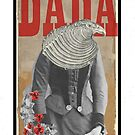 Dada Tarot- Eight of Cups by Peter Simpson