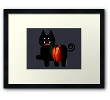 KITTEN 4/6 Framed Print