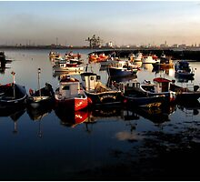 Paddys Hole  South Gare by colinjones25