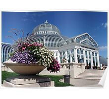 Marjorie McNeely Conservatory - St. Paul, Minnesota Poster