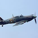 Hurricane Flypast by sbarnesphotos