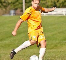 Player Kicks by Robert Noll