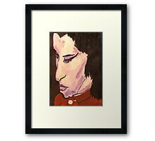 an image of Amy Winehouse Framed Print
