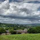 View over Whaley Bridge by cj1970