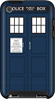 Tardis - In Your Pocket by JordanDesigning