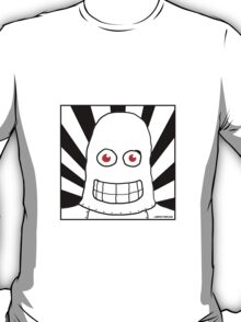 Lord Otter Robot Mask t-shirt T-Shirt