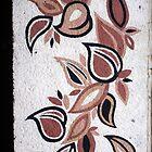Glenrothes graffiti Card by biddumy
