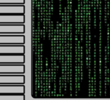 The Matrix - BETA Sticker