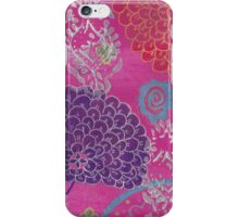 Floral Detail iPhone Case iPhone Case/Skin