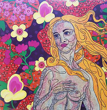 Venus goes Retro by Kelly Gatchell Hartley